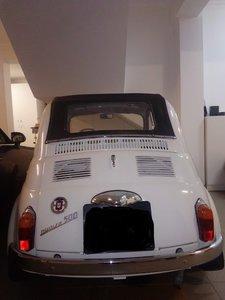 1960 FIAT NUOVA 500