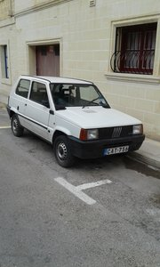 1987 Fiat panda 1000cl