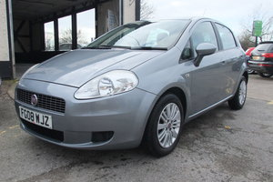 Picture of 2008 FIAT GRANDE PUNTO 1.4 ELEGANZA 5DR SOLD
