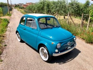 Fiat 500 F 1969 For Sale