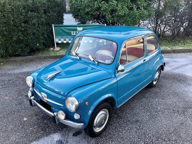 1967 Fiat - 600D 3° series For Sale (picture 1 of 6)