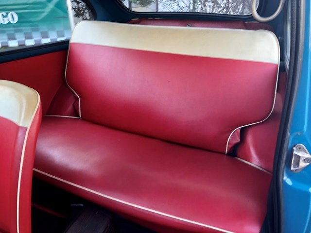 1967 Fiat - 600D 3° series For Sale (picture 6 of 6)