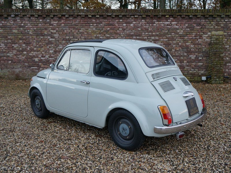 1969 Fiat 500 F For Sale (picture 2 of 6)