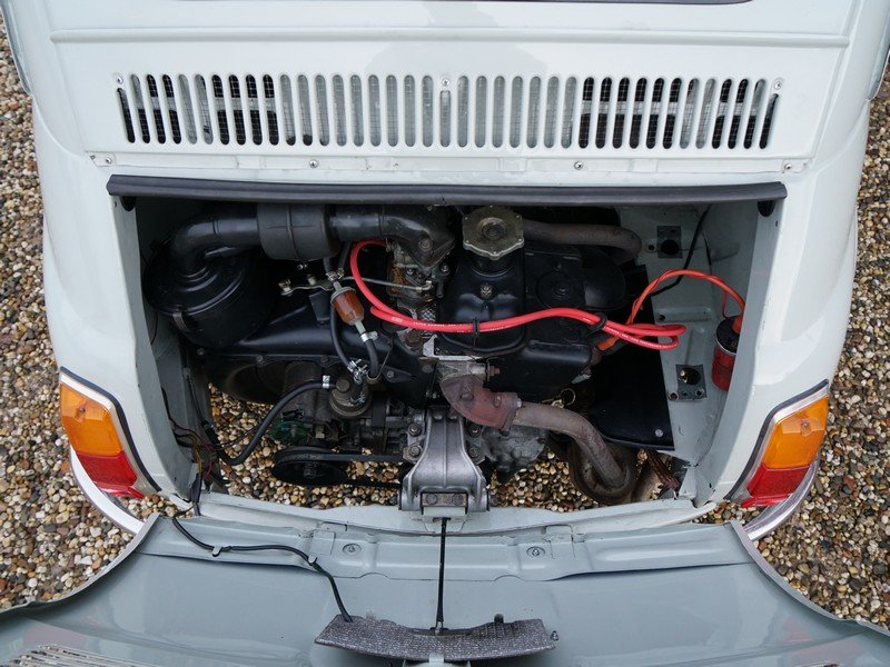 1969 Fiat 500 F For Sale (picture 4 of 6)