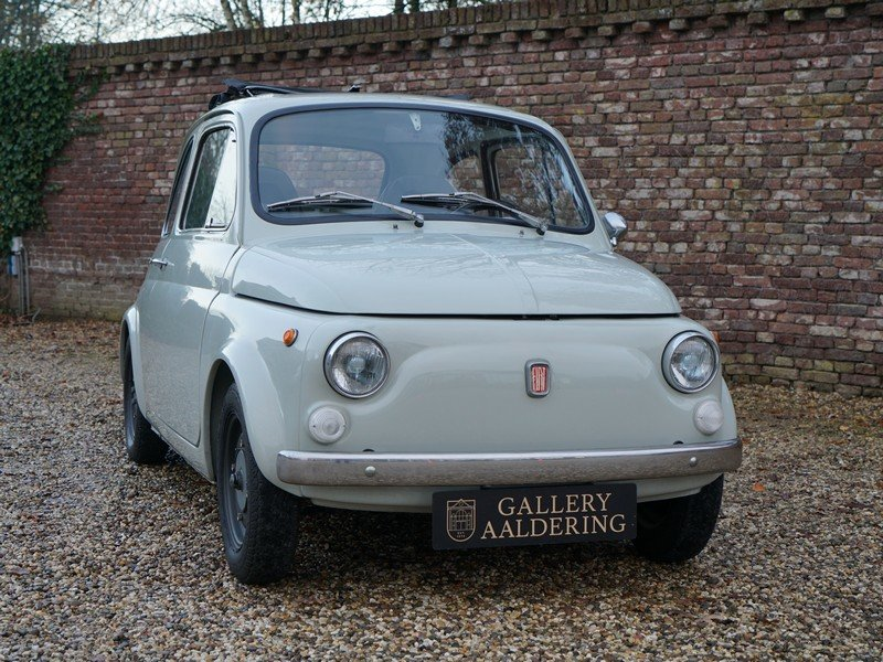 1969 Fiat 500 F For Sale (picture 5 of 6)