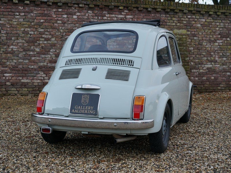 1969 Fiat 500 F For Sale (picture 6 of 6)
