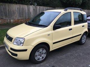 2008 Fiat Panda diesel