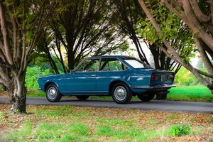 1967 Fiat 124 Sport Coupe - First Series - Immaculate!
