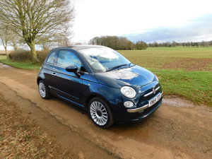 2014 Fiat 500 2 owners, low mileage