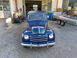 Picture of 1952 FIAT 500C BELVEDERE SOLD