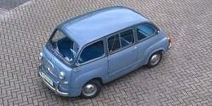 Fiat 600 Multipla (first series - 6 seats - 1957) For Sale