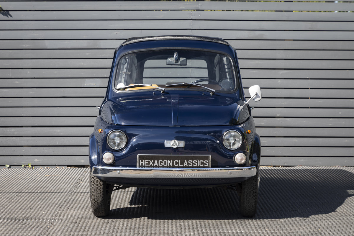 1973 FIAT GIARDINIERA 500K, LHD SOLD (picture 4 of 23)