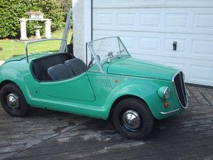 1969 Fiat 500 Gamine