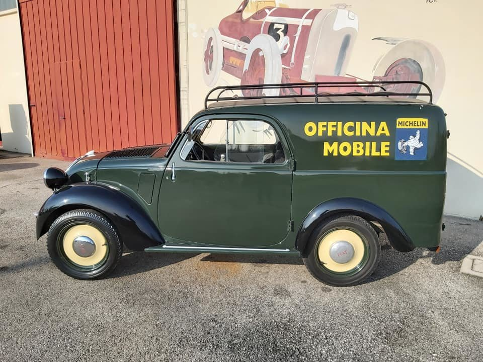 1948 Fiat Topolino A Furgoncino/commercial Van For Sale (picture 3 of 6)