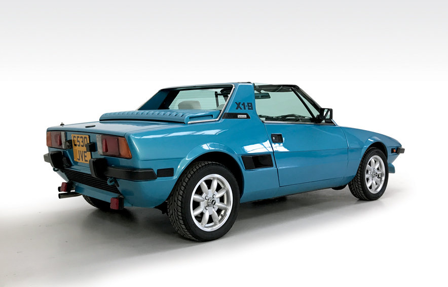 1985 Fiat X19 1500cc 5 speed SOLD (picture 1 of 6)