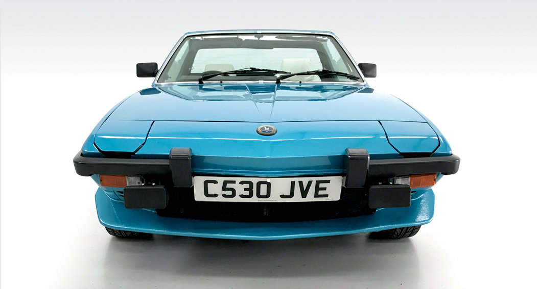 1985 Fiat X19 1500cc 5 speed SOLD (picture 4 of 6)