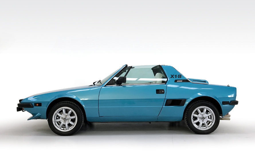 1985 Fiat X19 1500cc 5 speed SOLD (picture 6 of 6)