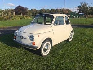 1973 Fiat 500 Excellent condition LHD