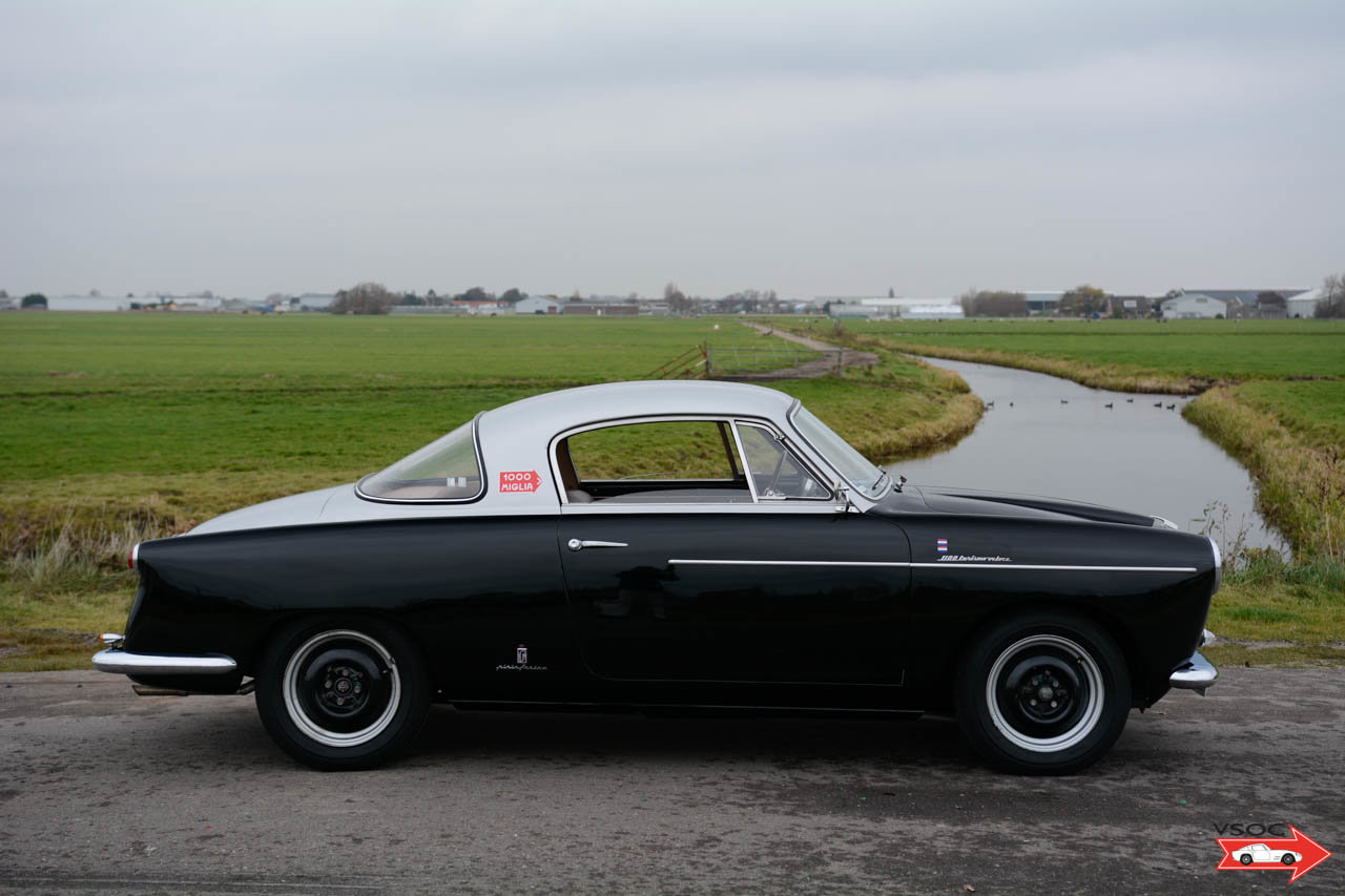 Fiat 1100 Turismo Veloce Coupé Pininfarina 1956 ex-MM '18 For Sale (picture 3 of 6)