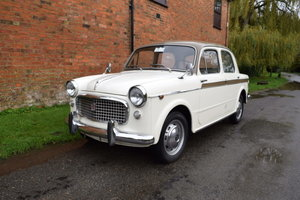1960 Fiat Milecento Deluxe
