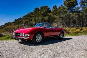 1971 Fiat Dino Spider 2.4L