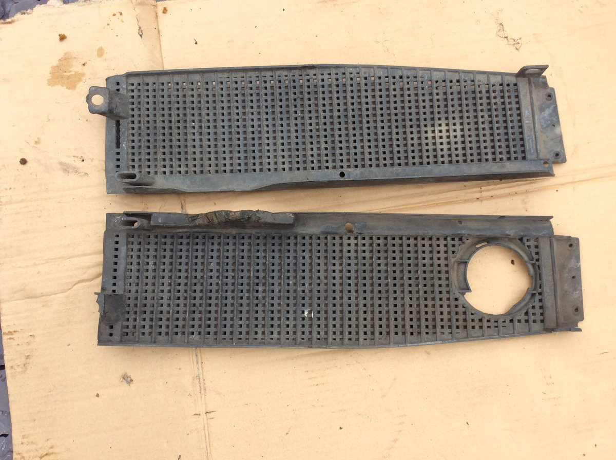 1988 Fiat X19 plastic trims! For Sale (picture 4 of 5)