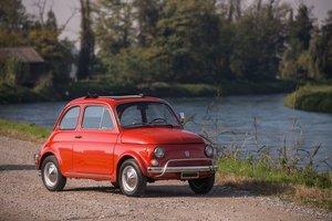 1971 Fiat 500 Lusso No reserve