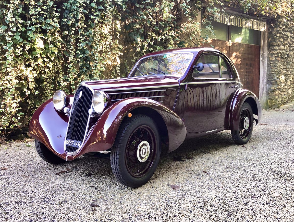 1936 Designed by the famed Mario Rivelli de Beaumont For Sale (picture 1 of 6)