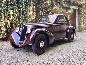 1936 Designed by the famed Mario Rivelli de Beaumont