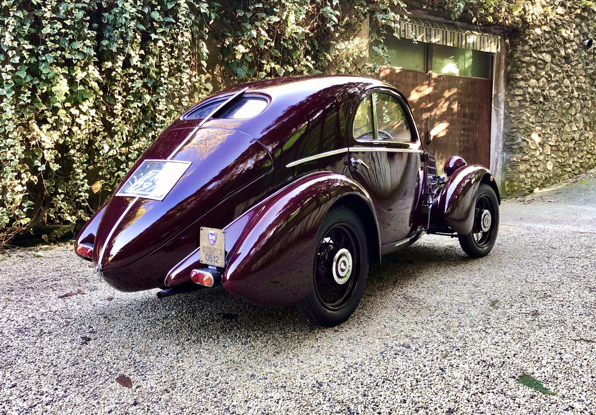 1936 Designed by the famed Mario Rivelli de Beaumont For Sale (picture 2 of 6)