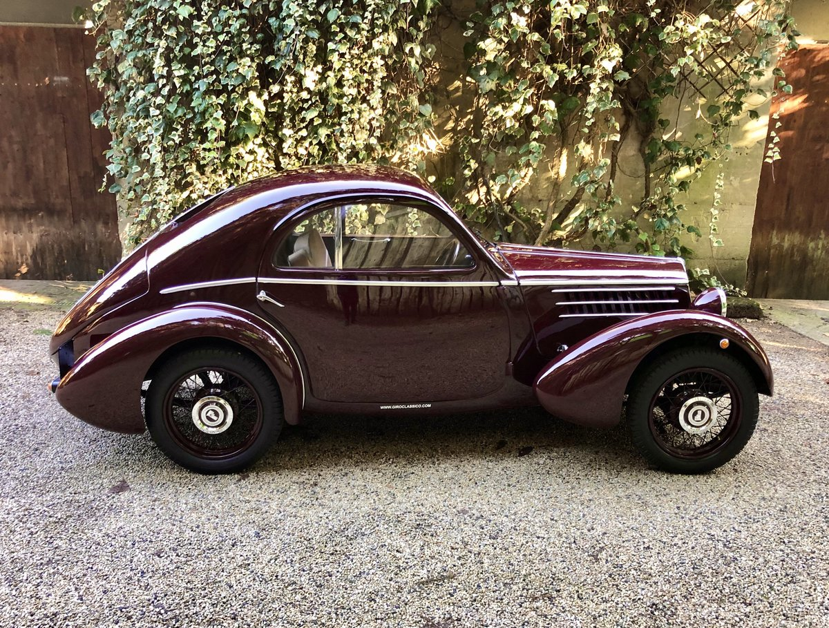 1936 Designed by the famed Mario Rivelli de Beaumont For Sale (picture 3 of 6)