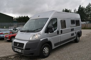 2007 57 PLATE FIAT DUCATO CAMPER WITH MOT & IN REGULAR USE 4 For Sale