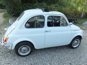 Picture of 1973 Classic Fiat 500 Lusso Lux  For Sale