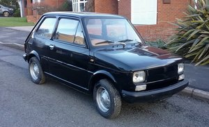 1973 FIAT 126 FIRST SERIES - PROJECT
