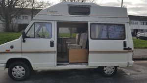 1990 Fiat ducato /talbot express camelot campervan