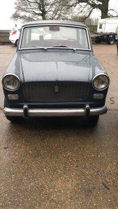 1957 Fiat 1100 D