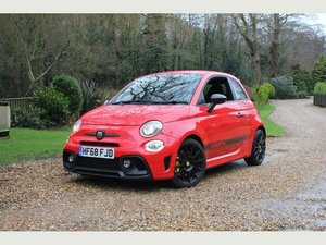 2018 Abarth 595 1.4 T-Jet Competizione 70th 3dr For Sale