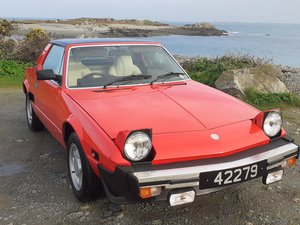 1982 Fiat x19  low mileage 5 speed