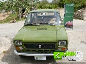 Fiat 127 Prima serie ASI 1973