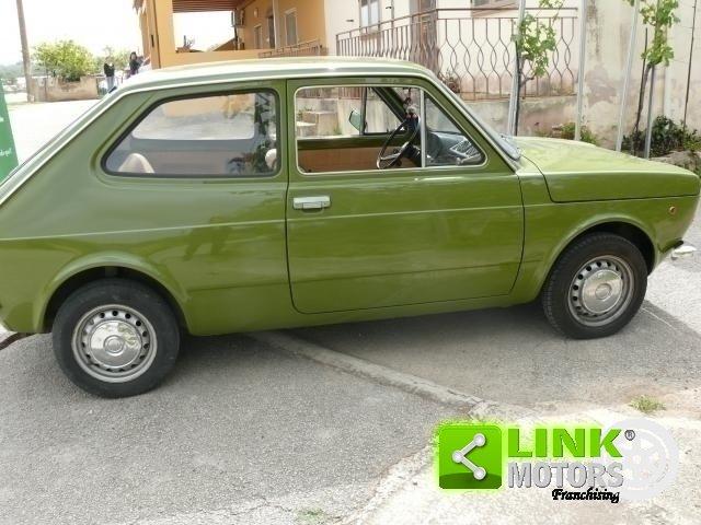 Fiat 127 Prima serie ASI 1973 For Sale (picture 4 of 6)