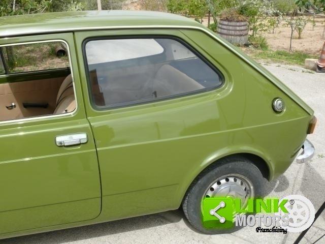 Fiat 127 Prima serie ASI 1973 For Sale (picture 5 of 6)