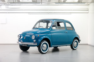 1969 FIAT 500 L RESTORED For Sale