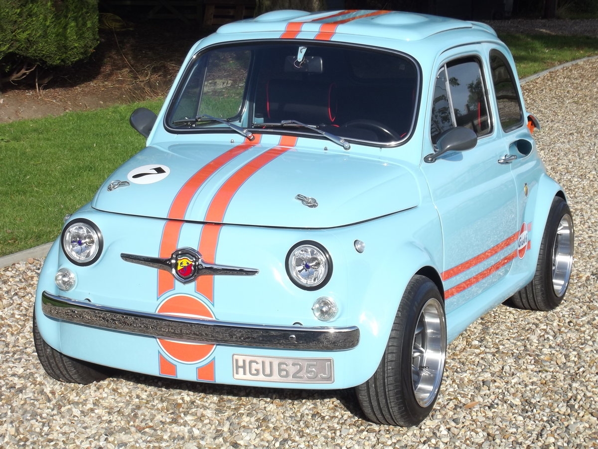 1971 Fiat Abarth 595 - NOW SOLD. Similar cars  Wanted (picture 1 of 1)