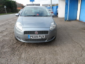 PUNTO 2009 3 DOOR 1400cc PETROL 5 SPEED NEW MOT 2021  For Sale