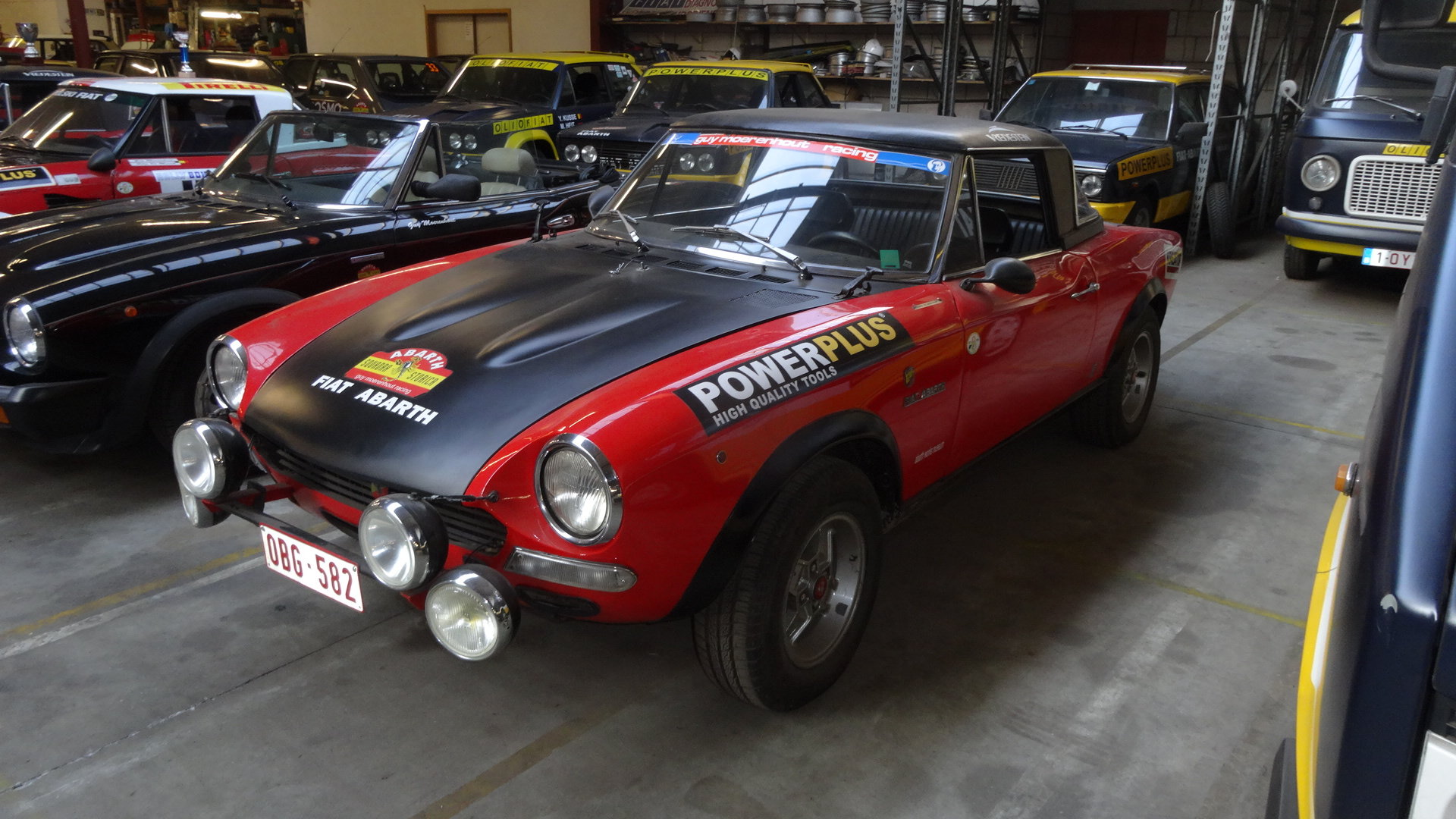 1972 Fiat 124 abarth For Sale (picture 1 of 6)