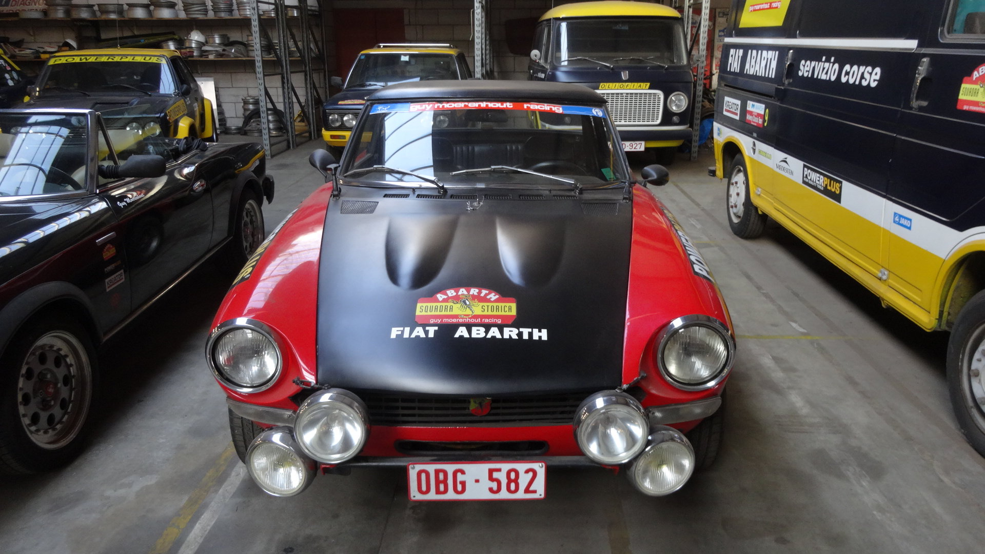 1972 Fiat 124 abarth For Sale (picture 2 of 6)