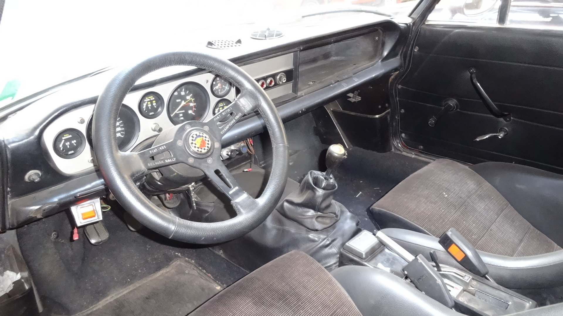 1972 Fiat 124 abarth For Sale (picture 4 of 6)
