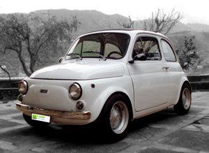 FIAT 500L 650CC (1969) - CUSTOMIZED For Sale