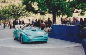 Fiat Stola Dedica Prototipo