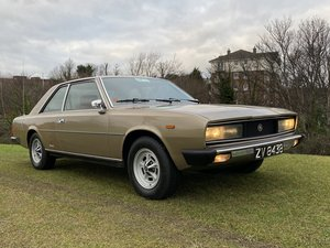 Fiat 130 Coupe LHD 84k kms ONE OF THE BEST!